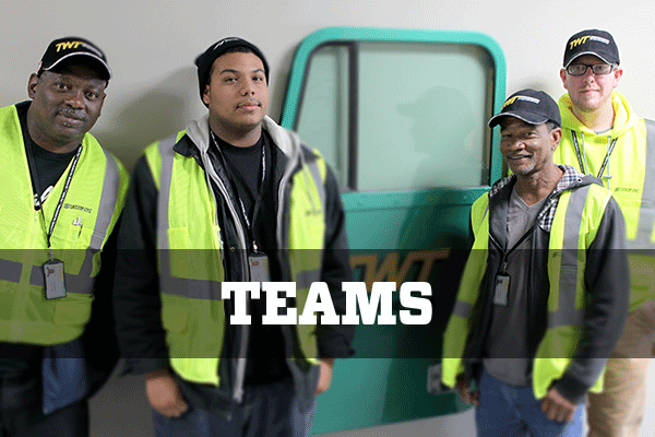 Find team refrigerated van driving jobs